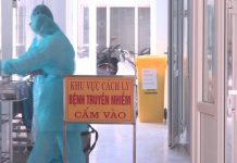 Chủ tịch Trà Vinh động viên gia đình đưa cháu bé Trung Quốc nghi nhiễm corona đi cách ly