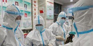 242 người chết, gần 15.000 ca nhiễm mới chỉ trong 1 ngày ở Hồ Bắc