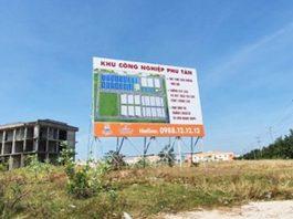 Dự án KCN Phú Tân