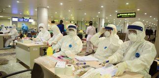 9 người nhiễm nCoV từ nước ngoài về, nâng tổng số bệnh nhân lên 85