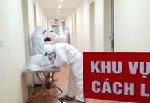 Thêm 6 ca mắc COVID-19, 2 nhân viên công ty Trường Sinh, Việt Nam có 218 ca